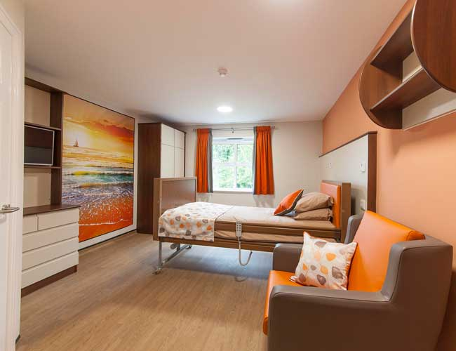 Willowbrook Care Home Interior Design