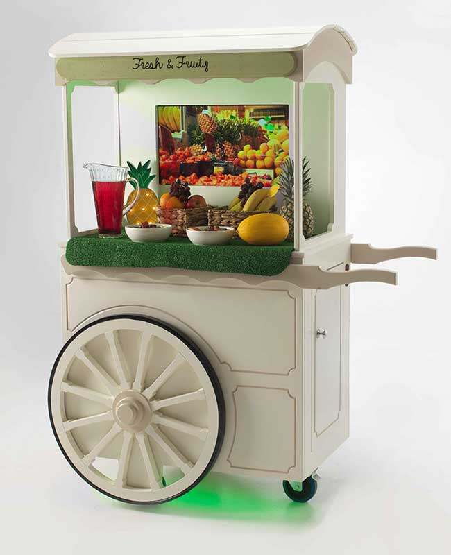 Living Wheels Jolly Trolley Fresh & Fruity