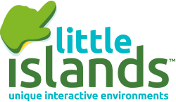 Little Islands Unique Interactive Environments Logo